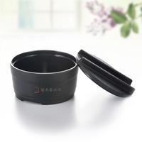 Porcelain instant noodles bowl with lid japanese style tableware Large bowlful soup bowl plastic bowl