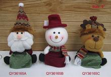9 » рождество чувствовал аппликация санта-дерево украшения рождественские подарки для детей малыш сидел снеговик дед мороз северный олень милые навидад
