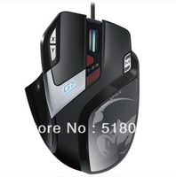 Fairy DT ESports Gaming Mouse Wired Custom Programming Free Shipping
