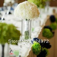 Wholesale 300pcs paper flower ball 30cm(12 inch) Tissue paper pom poms Craft Paper Flower Decoration for wedding flower