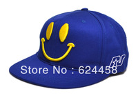 Free shipping 2013 new smiling face Children's baseball cap baseball hat children accessories  four colors optional MZ1503