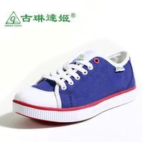 2013 low canvas shoes female flat breathable white women's student shoes