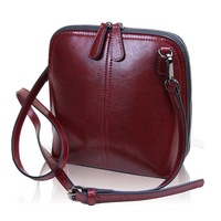 2013 NEW Designer Fashion Genuine Leather Women Handbags Tops Real Leather Lady Shoulder Bag Casual Messenger Bags Free Shipping