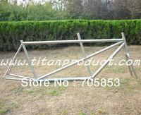 3AL/2.5V Titanium Road Tandem Frame