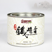 New Arrival 40g/Can Chinese Tieguanyin Tea High Quality Oolong Tea 100% Organic Healthy Wulong Tea  With Free Shipping