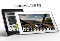 Drop Shipping Authentic Lenovo quad-core tablet 10-inch IPS screen bluetooth 2GB RAM 16GB ROM Dual Camera 5MP 2048*1536