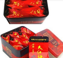 8 packs 100g Chinese Oolong Tea Big Red Robe Dahongpao Da Hong Pao Tea health care