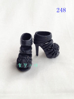 FREE SHIPPING Fashion high heel shoes for barbie doll - item no.248 *5