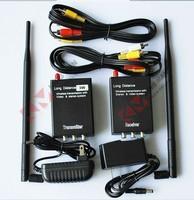 wireless audio video transmitter receiver system