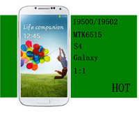 2013 New stock ! S4 MTK6515 single-core  I9500 unlock Smart phone 1.2GHz  Android 4.2 Wifi +Original BOX  Free Gift