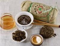 Promotion! 100g Chinese pu er tea, puerh, China yunnan Menghai puer tea Pu'er health care the puerh tea, Weight loss Free Ship
