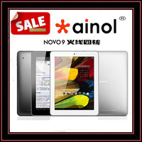 Ainol NOVO9 Spark FireWire tablet pc 9.7 inch Retina A31 Quad Core 2GB 16GB Camera HDMI OTG