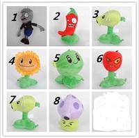 Big Size 30cm Plant Toy Plants vs. Zombies New Year Gift Plush Decorations vs Plants Plush Stuffed Toys pvz 30cm Free Shipping