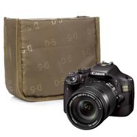 Shockproof liner for SLR camera bag