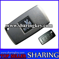 Peugeot 407 Flip Remote Key 3 Button Full Geniune