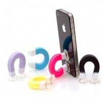 U multifunctional magnet style suction cup mount mobile phone holder  for iphone    for SAMSUNG    for htc   mobile phone holder