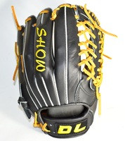 Dl dilong cowhide baseball glove adult 12,12.5,13inch