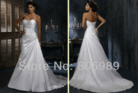 Free shipping best selling 100% Guarantee 2013 Wedding Dresses any size/color wedding dressWD900