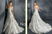 Free shipping best selling 100% Guarantee 2013 Wedding Dresses any size/color wedding dressWD904
