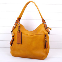 Women's handbag casual shoulder bag women messenger bag big women's cross-body bags