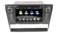 7'' New Wince system Car DVD Player for BMW 3 series E90/E91/E92/E93 special support Radio stereo bluetooth tv 4g storage map