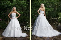 Free shipping best selling 100% Guarantee 2013 Wedding Dresses any size/color wedding dressWD906