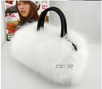 Handbags wholesale 2013 new long-haired plush fur bag cute and practical small bag female bag Mobile Messenger