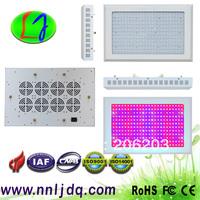 900W Led grow light 288 * 3 watt chip for green house full spectrum or 11 band for you choose