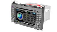 Mercedes Benz W245 car dvd player B Class Benz W245 car dvd 2005-2010 support GPS Navigation Bluetooth Stereo free 4g map card