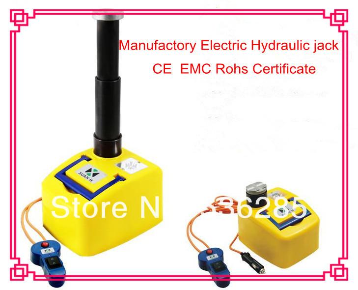 DYQ-170 for SUV car Electric Hydraulic jack ( CE ROHS EMC certificate)(