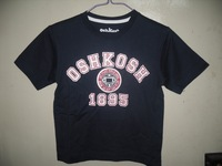 2013 free shipping Oshkosh child T-shirt short-sleeve t-shirt 110