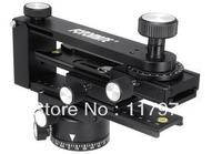 FOTOMATE Pro Panoramic Kit Tripod Head Gimbal Bracket Plate Rail Slider 360 Degree Rotated For Camera DSLR