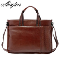 Commercial 2013 handbag genuine leather man bag first layer of cowhide briefcase men's bag bags male