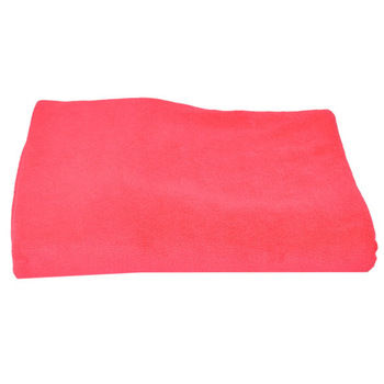 Bath Towel Ladies' Magic Towel Microfiber Fabric Creative Variety Magic140*70cm Rose Red Color 7775