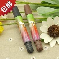 Old-age hair pen haircolouring pen cream natural Temporary Hair Color-1pcs Black