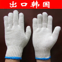 Spindled gloves line gloves cotton gloves cotton gloves