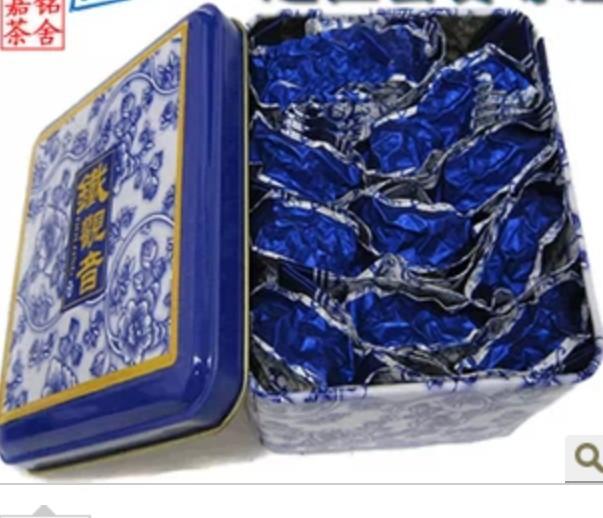 150g 10pack Superior Oolong Tea TieGuanYin 1275 Black Tea 2013 Tie Guan Yin Weight Loss China Green Food Gift Pack & Free ship(China (Mainland))