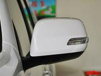 LED Dedicated rear-view mirror lights, Positon Guide light + Turn Signal light + Foot lamp case for TOYOTA Lander Cruiser Prado