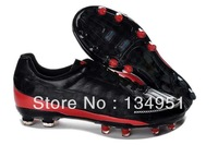 free shipping Tiempo Legend V 5 mens FG outdoor Gerard Pique Sergio Aguero Ronaldinho mens indoor Soccer cleats football shoes