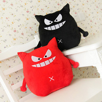 Devil pillow leather doll Christmas gift