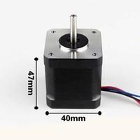 3D printer 42 stepper motor for Reprap machine. Holding torque: 5.5kgf.cm
