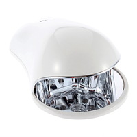 2014 Seconds Kill Yes 110~220v Us Eu Plug Usb 3w Led Uv Nail Curing Lamps Gel Art Beauty Dryer, New Mini Portable Free Shipping