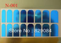 Free Shipping Minx  Nail Foil Wrap Sticker Shiny Nail Patch Art