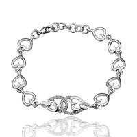 18KGP B035  Promotion 18k Gold Plated Bracelet 18k Gold Jewelry Austrian Crystals Bracelet