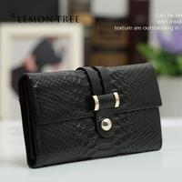 new 2014 women wallets genuine leather wallet purse women clutch bag Alligator Pattern crocodile desigual bolsas femininas