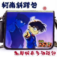 Messenger bag school bag canvas shoulder bag casual bag
