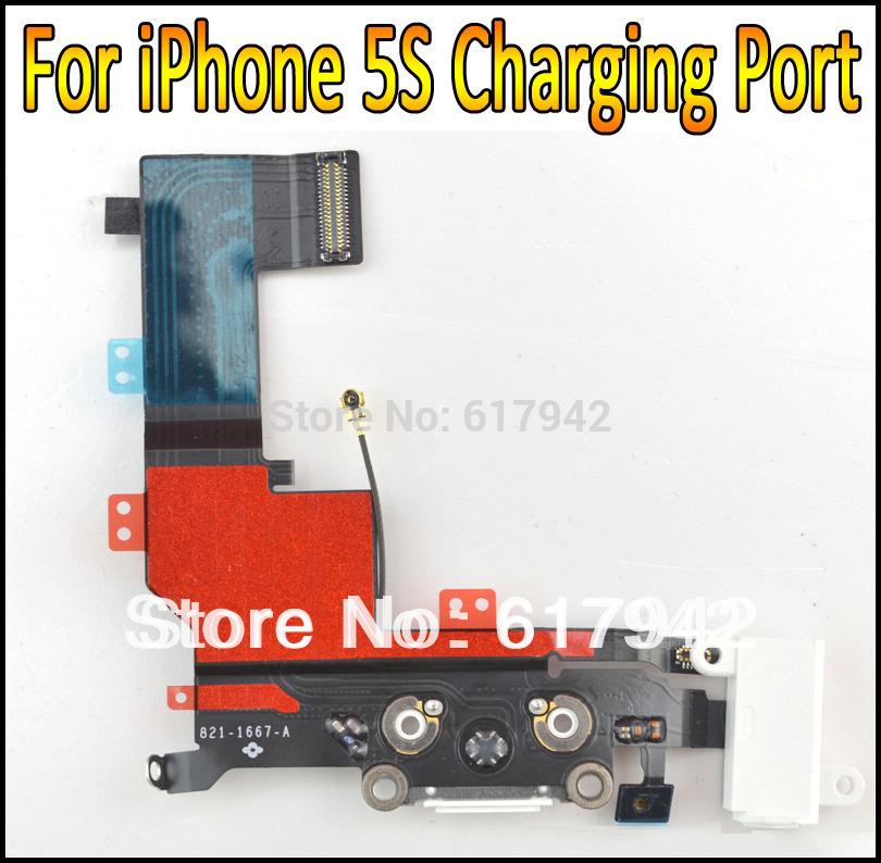 Гибкий кабель для мобильных телефонов No iPhone 5S iPhone 5S for iphone 5S iphone 5s gold б у 15 000