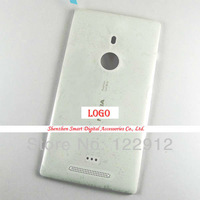 Battery Back Cover Housing Shell Door  For Nokia Lumia 925 White Repair Part With Tracking Number