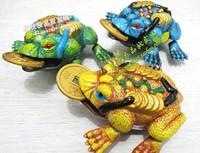 Free shipping creative refrigerator toad spit Money Frog refrigerator magnet cartoon animal refrigerator