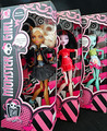 Free shipping for Christmas, the most popular high monster toy girl dolls, 3 PCS / 3 style perfect quality and packaging